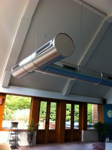 Fully functional ventilation system