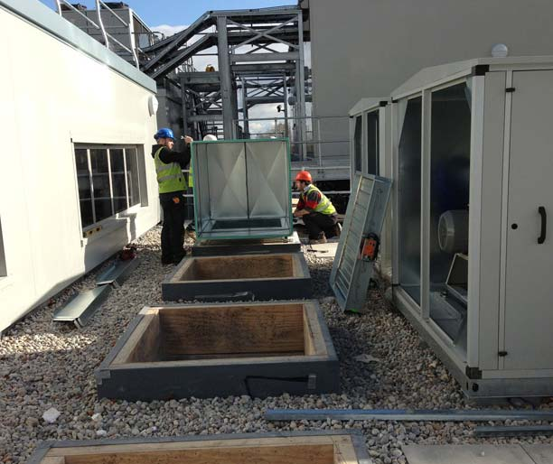 Advantages of a Bespoke Ventilation Unit